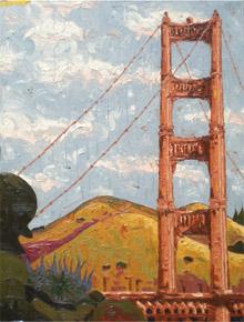 Matthew Frederick, South Tower Golden Gate
