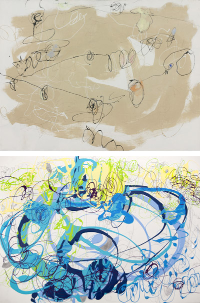 Serena Bocchino Collage
