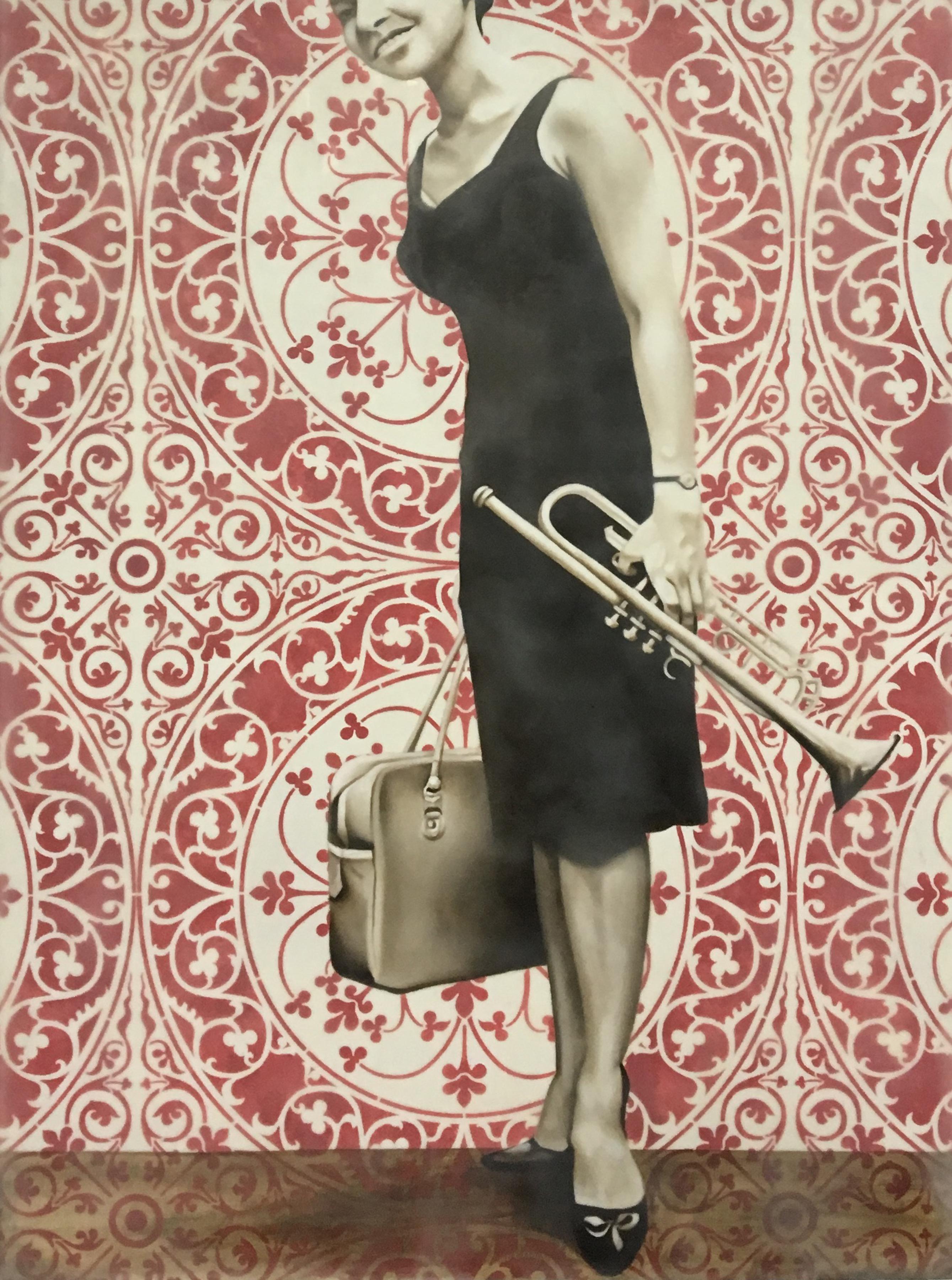 The Trumpeter Alvarado