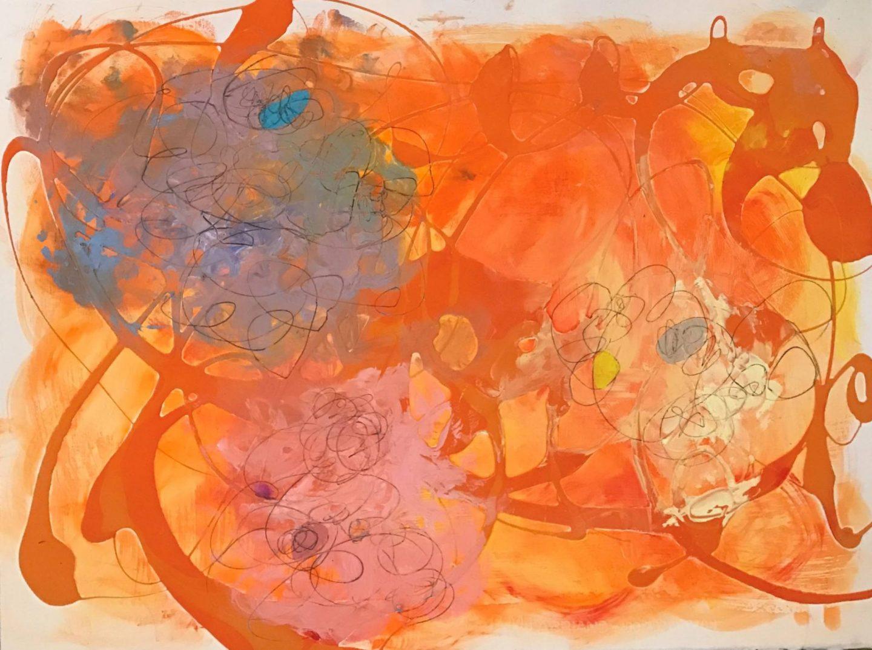 Bocchino Untitled Orange #1