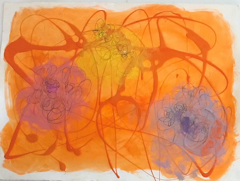 Bocchino Untitled Orange #3