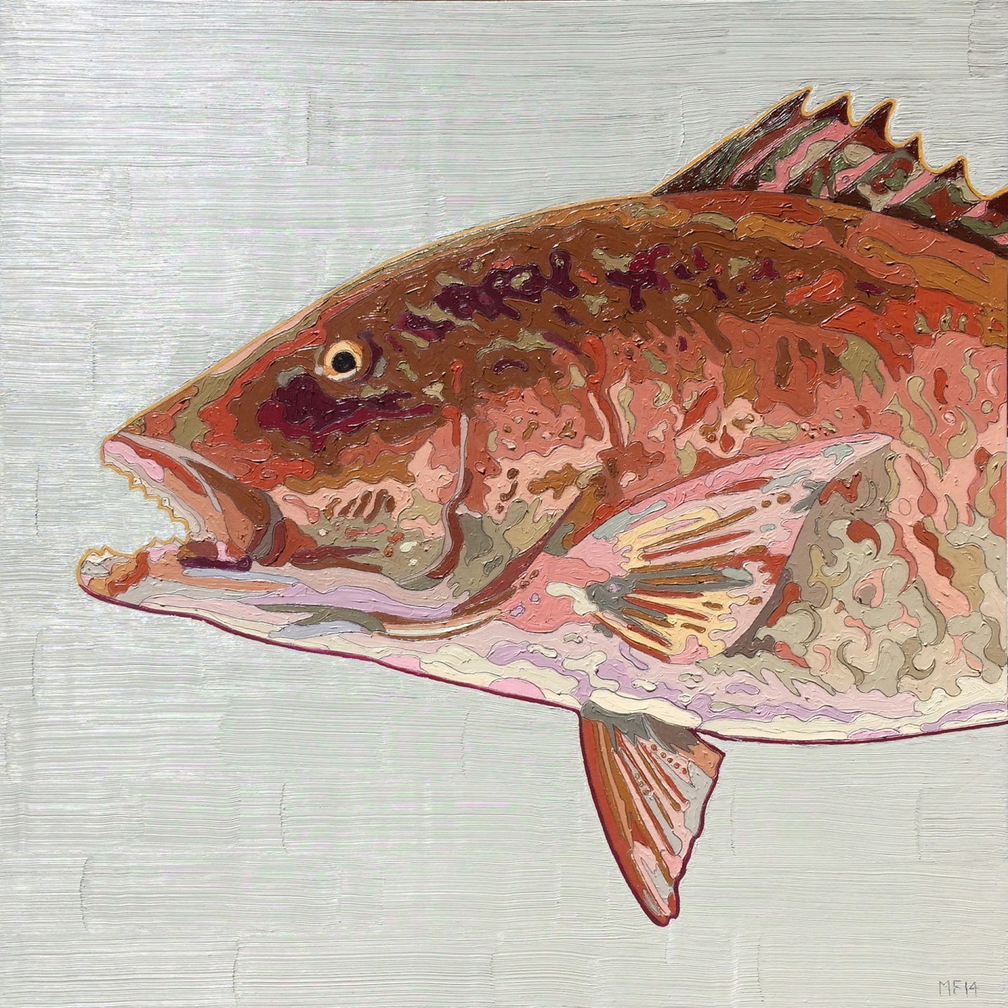 Frederick Red Snapper