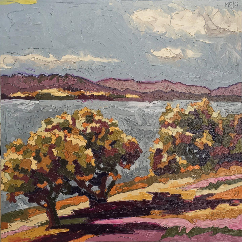 Frederick Summer Lake