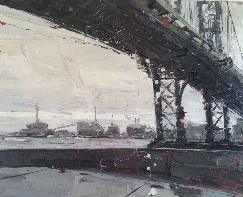 Meyer Under the Bridge