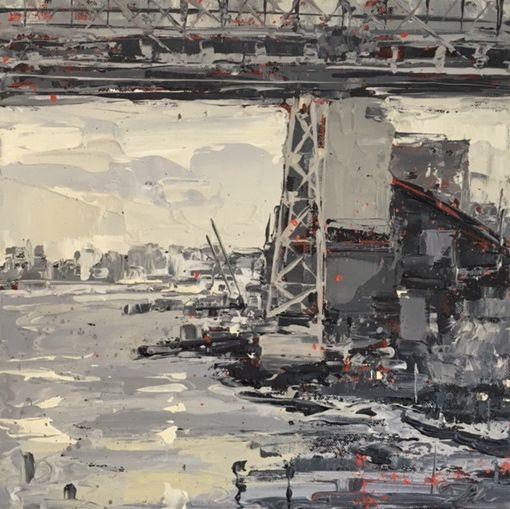 Meyer Under the Williamsburg Bridge