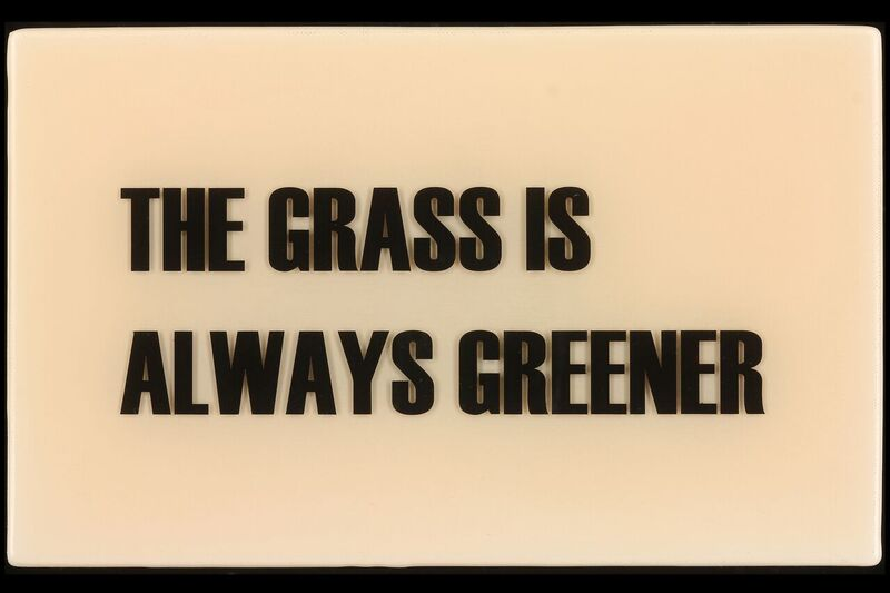 Rapp The Grass is Always Greener