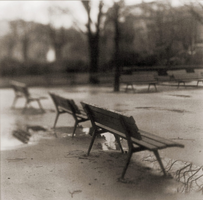 Venera Park Bench