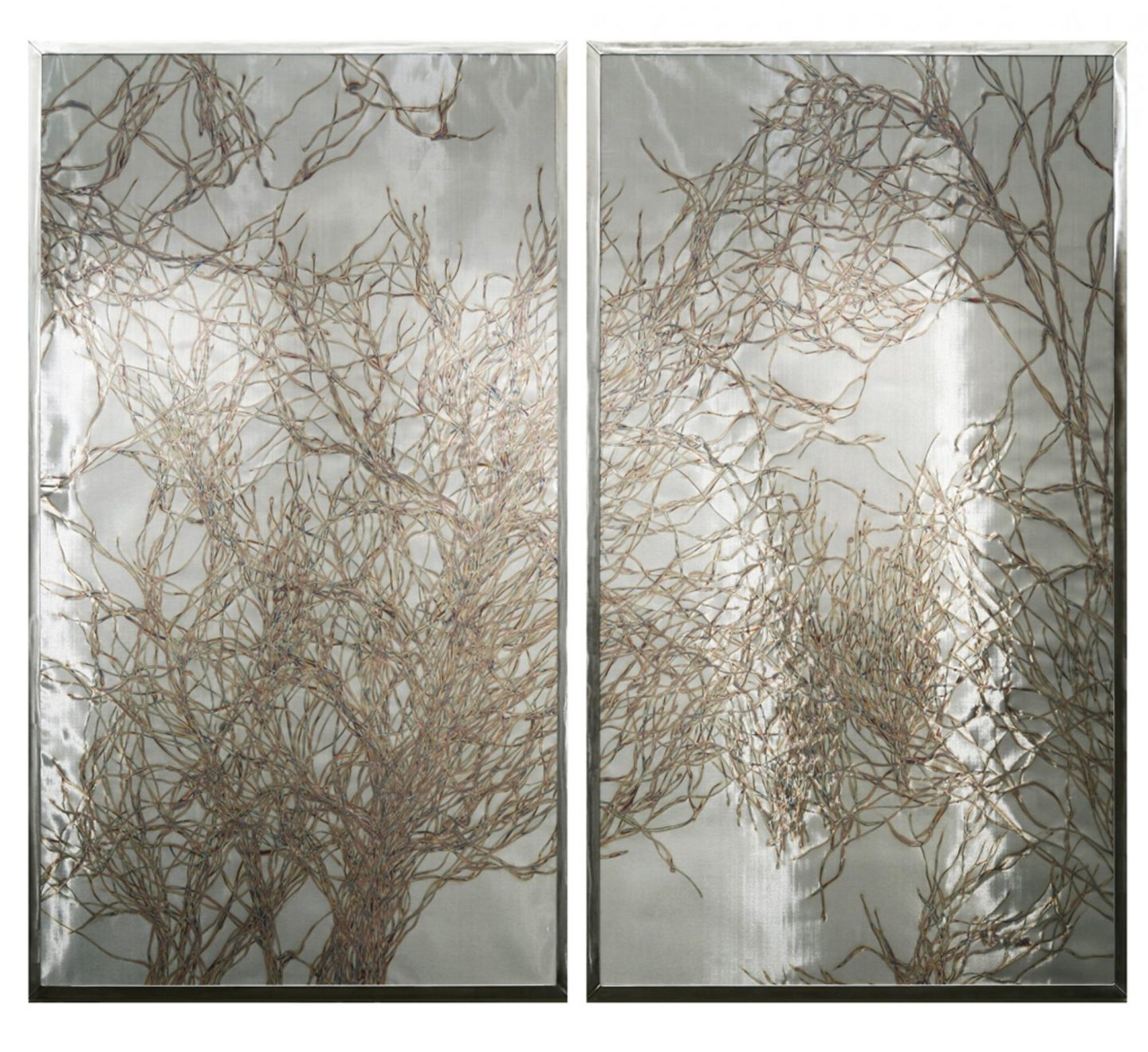 Wonne Moonlight (Diptych)