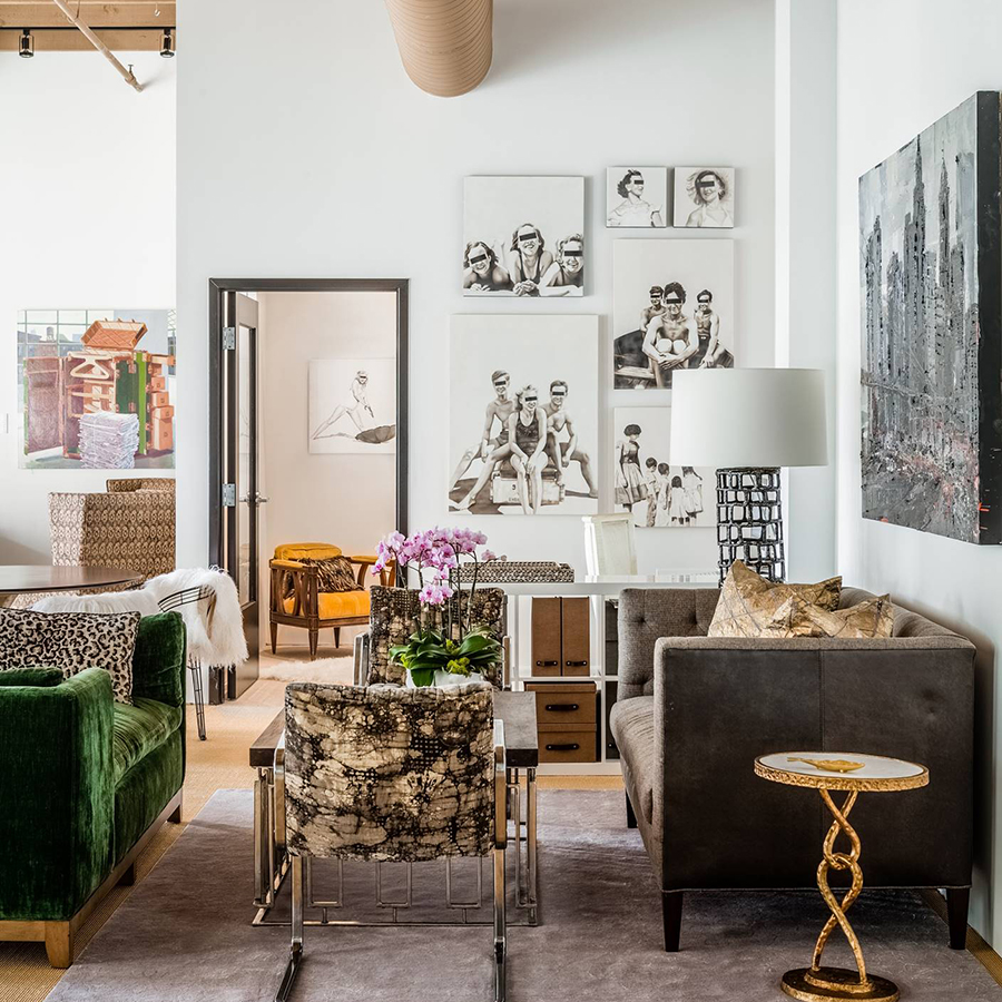 Gallerist James Bacchi And Annette Schutz Are Guest Curators, Art  Consultants And Program Presenters Of The Fine Art Of Design For Coupar  Consulting, ...