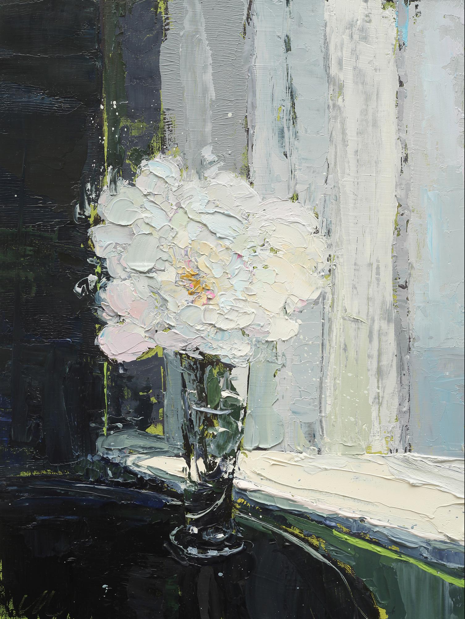 Meyer White Flower
