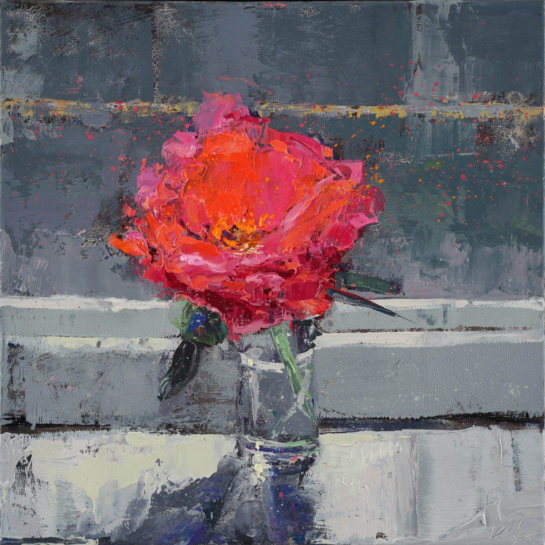 Meyer, Flower in the Studio Window
