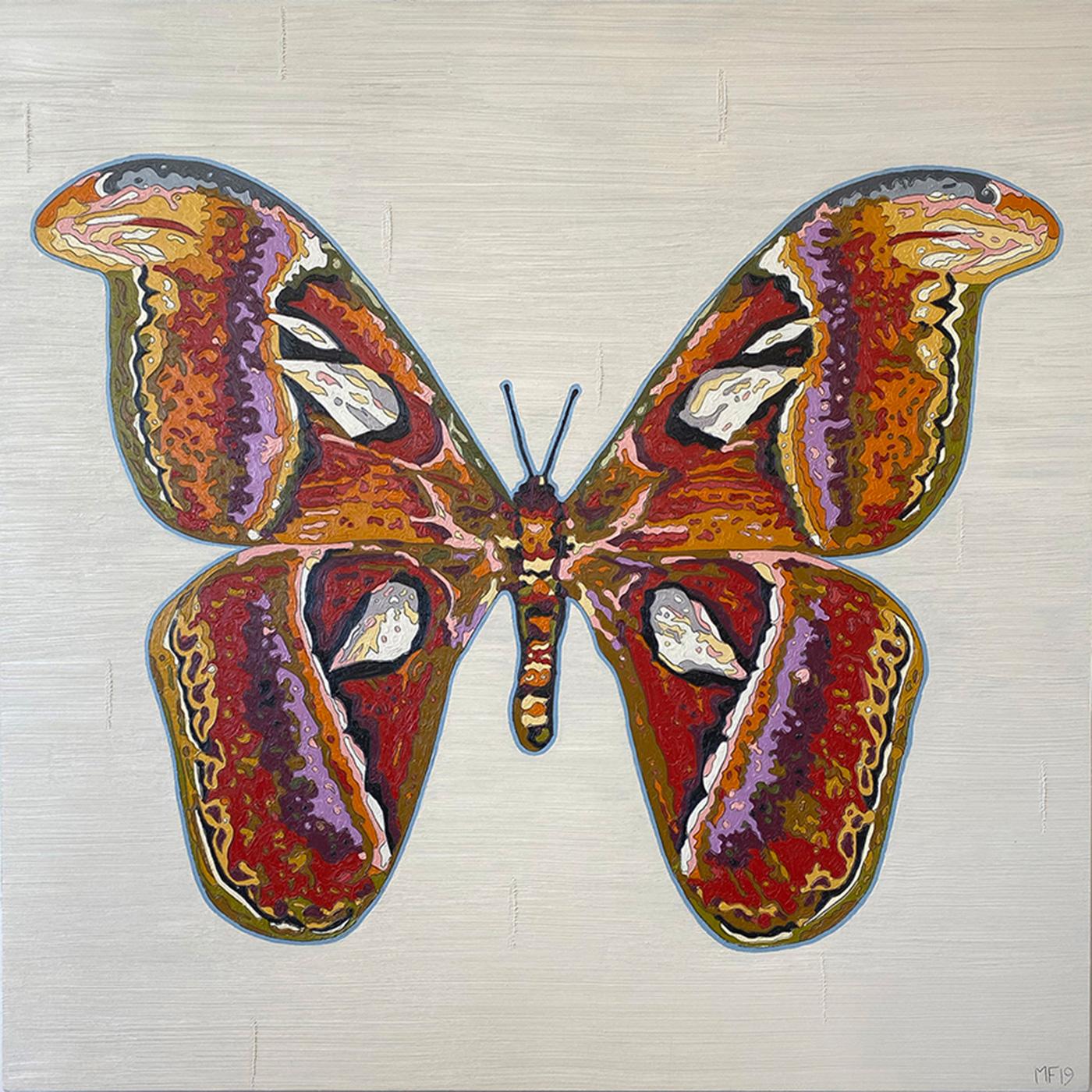 Frederick Atlas Moth