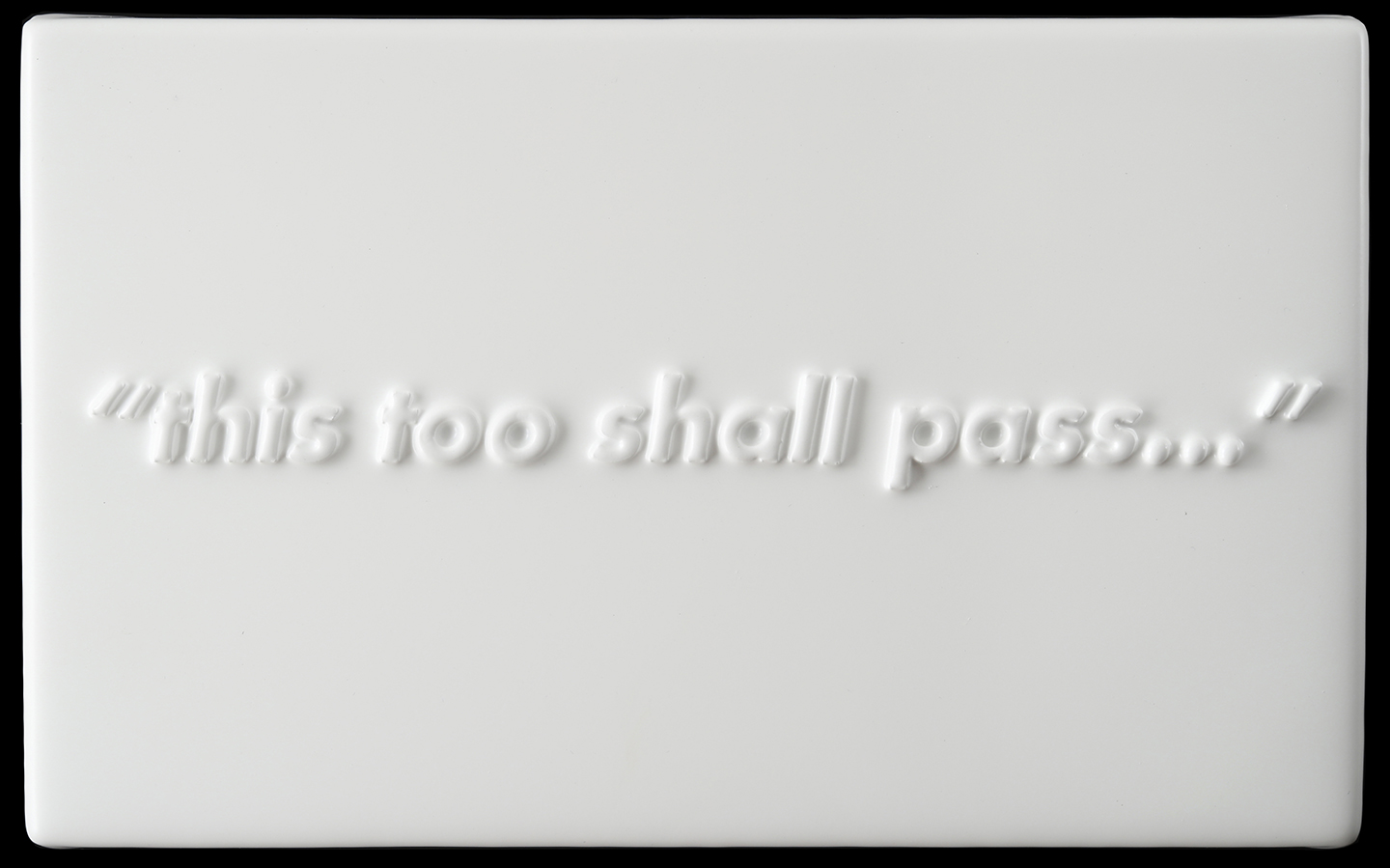 Rapp This Too Shall Pass