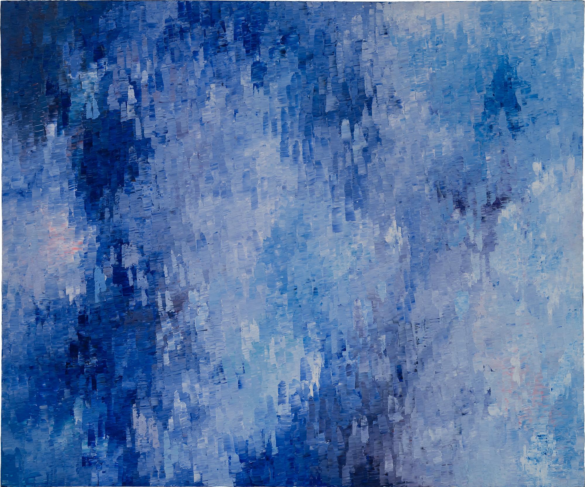Tran Blue Velvet