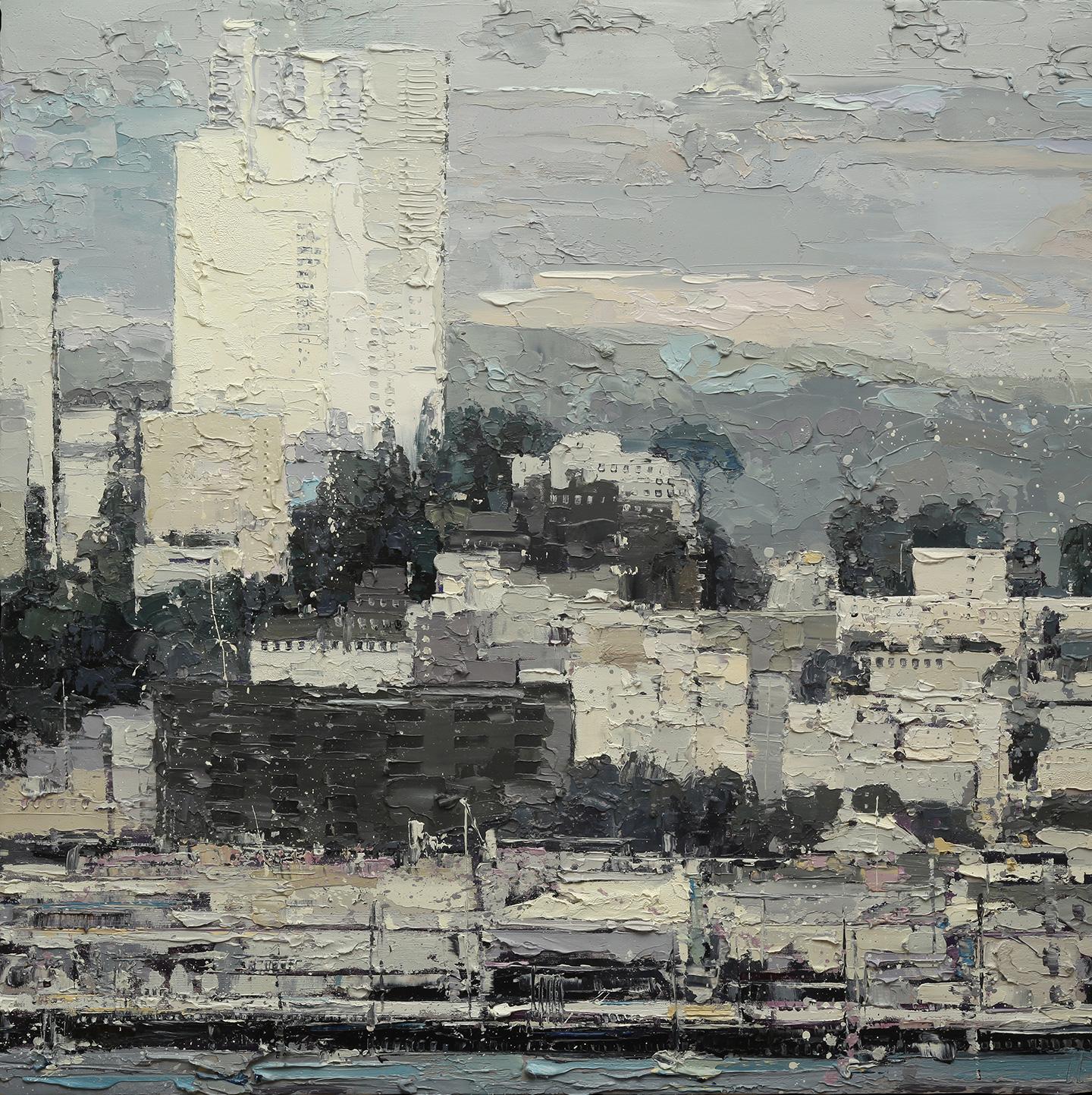 Meyer Wharf Side SF Bay